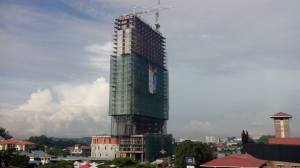 The Boss was supposed to be a new landmark in Klang. – Facebook pic, July 23, 2015. - See more at: http://www.themalaysianinsider.com/citynews/greater-kl/article/investors-pin-hope-on-the-boss-revival#sthash.9B7eLMgX.dpuf