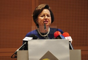 Bank Negara Governor Zeti Akhtar Aziz had previously said that the ringgit's recent weakness is likely to be temporary the currency was down 7.3% for the year. – The Malaysian Insider pic, July 23, 2015. - See more at: http://www.themalaysianinsider.com/malaysia/article/malaysia-reserves-drop-to-5-year-low-on-sign-of-intervention#sthash.ZpCIXL0G.dpuf