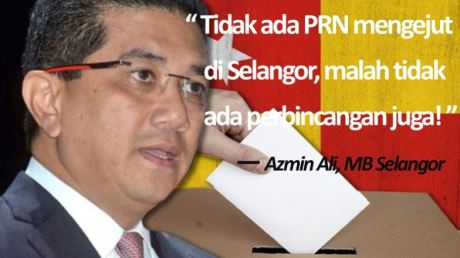 azmin ali fmt july 2016