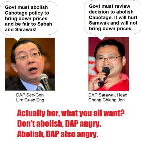 DAP Cabotage Policy LSS